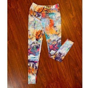 Indie printed leggings
